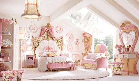 Круті ідеї, який допоможуть з оформленням дитячої спальні в стилі Mid-centry modern (17 фото) (10)