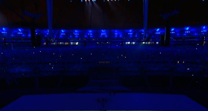 Церемония открытия Паралимпиады-2016: фото и видео из Рио (73)