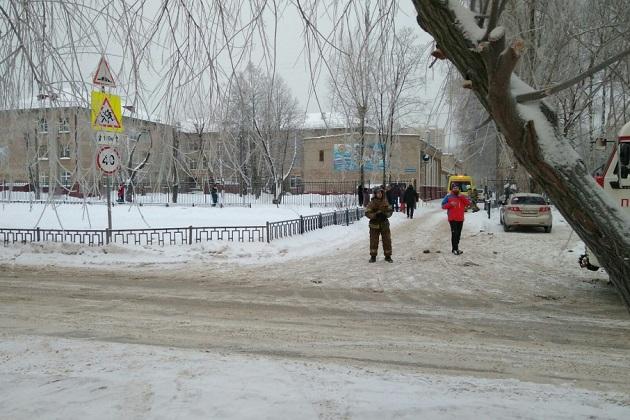 Кривава різанина в російській школі, багато постраждалих: з'явилися фото і відео (1)