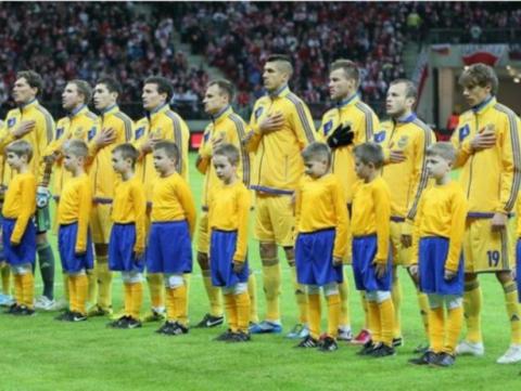 Україна дізналася суперників по плей-офф Євро-2016