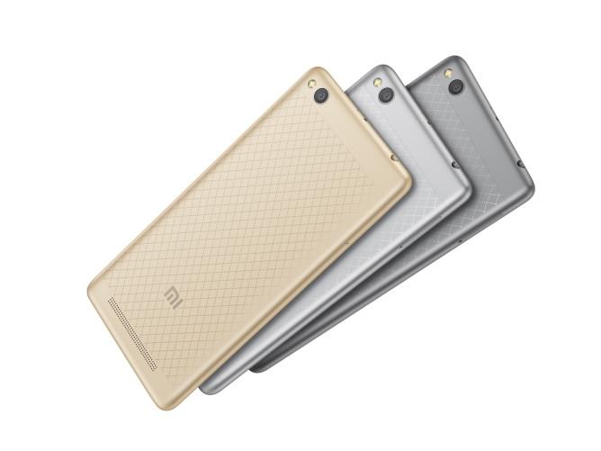 Компания Xiaomi представила 5-дюймовый смартфон Redmi 3