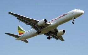 Аварія літака в Ефіопії: з'явилися дані про загиблих в авіакатастрофі