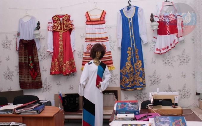 Боевикам ДНР посвятили женскую одежду: опубликованы фото