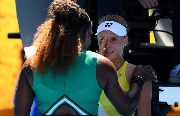 Легендарная теннисистка Серена Уильямс неожиданно обратилась к украинке, которую победила (1)