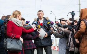Кличко рассказал об открытии движения на Шулявском путепроводе и проверке всех мостов Киева