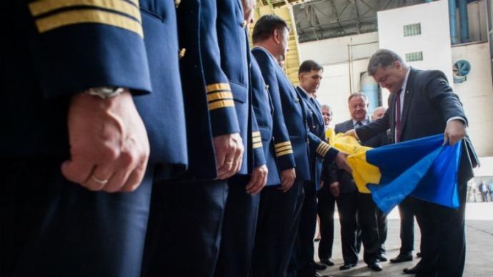 В Україні будують