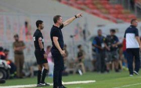 Ребров одержал первую победу в качестве тренера Аль-Ахли