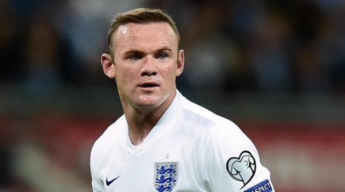 Уэйн Руни стал лучшим игроком сборной Англии в 2015 году