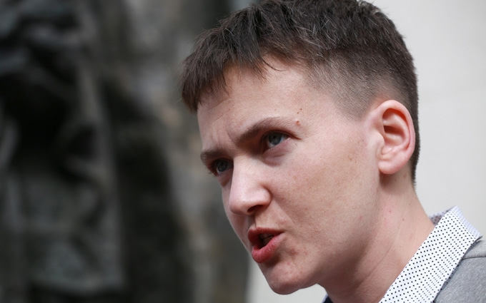 """У мережі тонко посміялися над """"міністром оборони"""" Савченко"""