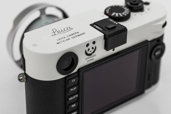 Компания Leica представила компакт M-P Panda Edition (4 фото) (3)