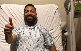 Хавбек Айнтрахта Фабиан успешно перенес операцию на спине