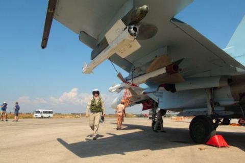 США і РФ обговорять, як уникнути зіткнень в небі над Сирією