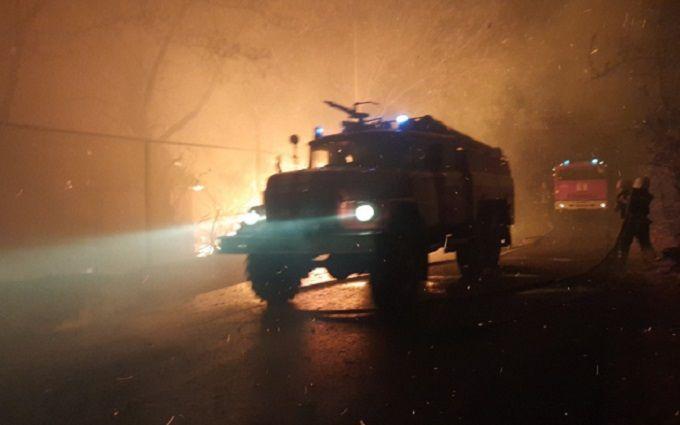 Штаб ООС назвав реальну причину масштабних пожеж на Луганщині