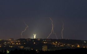 Укргидрометцентр предупреждает об ухудшении погоды в Киевской области