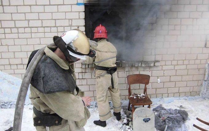 НаХерсонщине двое детей погибли впроцессе  пожара