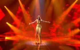 Чувственная TAYANNA показала эффектный трюк с платьем в финале нацотбора: появилось видео