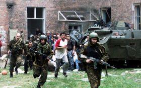 Теракт в Беслані: ЄСПЛ присудив три мільйони євро родичам загиблих