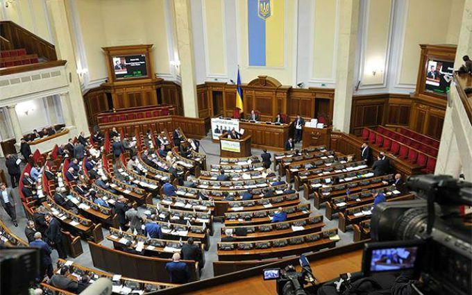 Рада ухвалила закон щодо документального оформлення травм учасників АТО