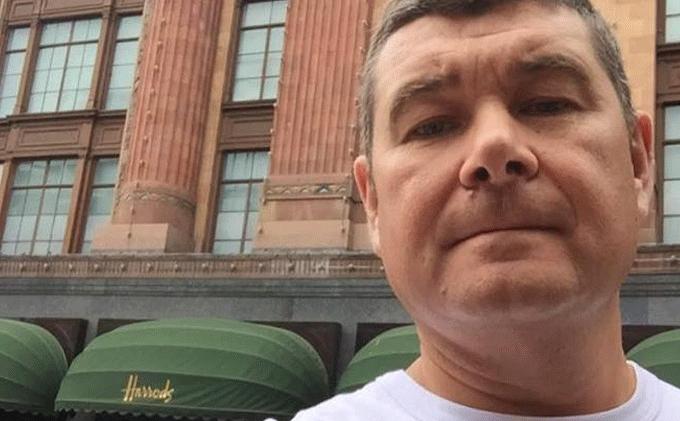Нардеп-утікач Онищенко на питання про місце перебування процитував Лепса
