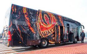 """""""Шахтер"""" удивил новым клубным автобусом: появились фото и видео"""