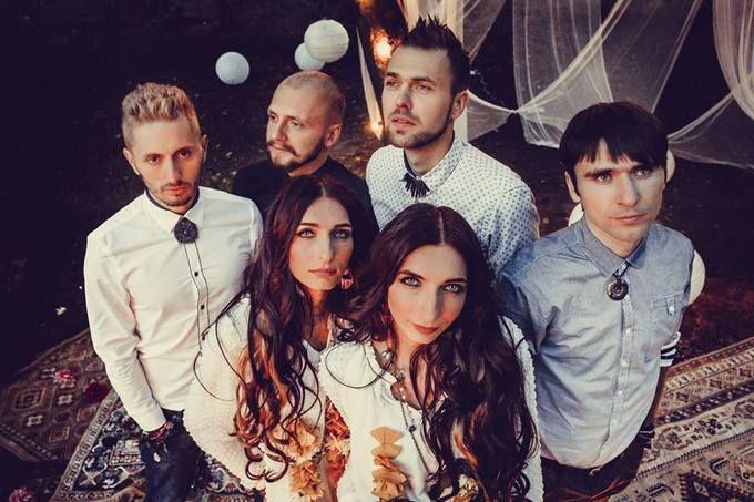 Украинские музыканты получили престижную американскую премию— Группа года