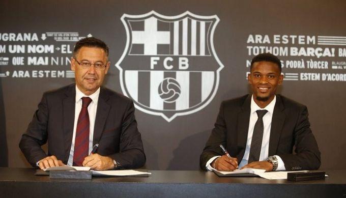 «Барселона» и«Бенфика» договорились опереходе Нелсона Семеду
