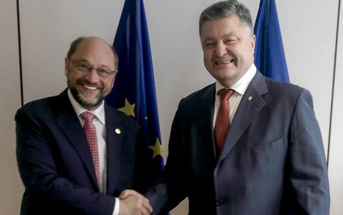 Порошенко знайшов причину, з якої Україна потрібна Євросоюзу