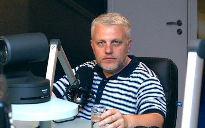 СБУ прокомментировала расследование убийства журналиста Шеремета