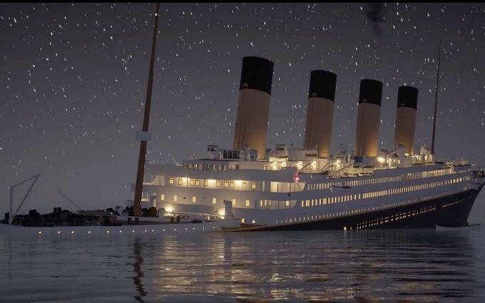 """У Великій Британії за рекордну суму продали меню першого обіду на """"Титаніку"""""""