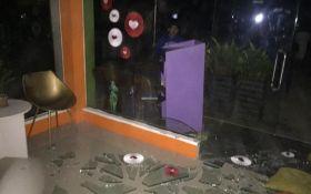 В сети появилось видео мощного землетрясения на Филиппинах