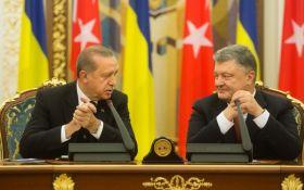 Зустріч Порошенко і Ердогана: стало відомо, про що говорили президенти