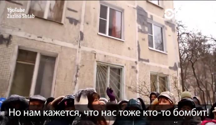 """Россияне не дождались помощи от Путина и попросили о ней Обаму: опубликовано """"видео"""""""