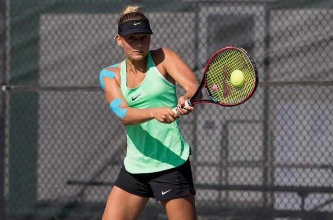 Юная украинская теннисистка пробилась в финал взрослого турнира в Австралии