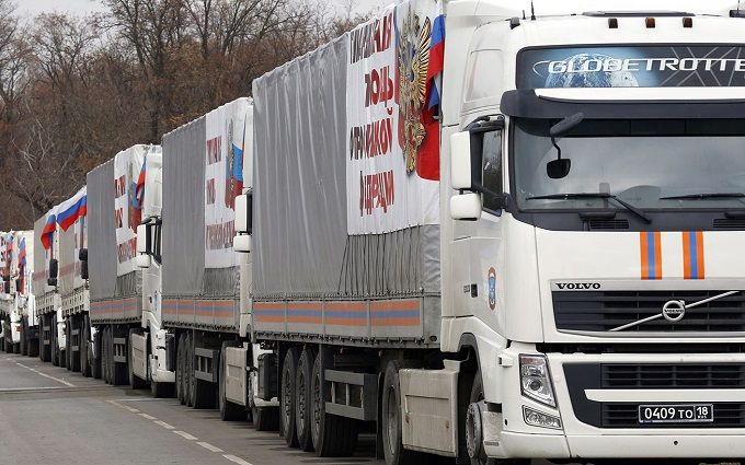 Росія відправила нову допомогу бойовикам на Донбасі: з'явилися подробиці