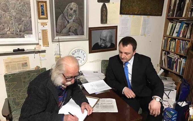 Пропали неменее 100 картин известного украинского художника И.Марчука