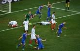 """Англия - Исландия - 1-2: видео обзор исторической победы """"викингов"""" на Евро-2016"""