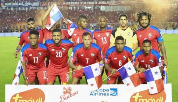 Сборная Панамы впервый раз пробилась в заключительную часть чемпионата мира