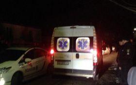 В Киеве пьяные маршрутчики устроили поножовщину: опубликованы фото