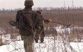 Как работают украинские саперы: появилось видео с передовой АТО