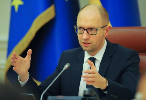 Яценюк привітав юристів, побажавши їм мудрості і невтомності