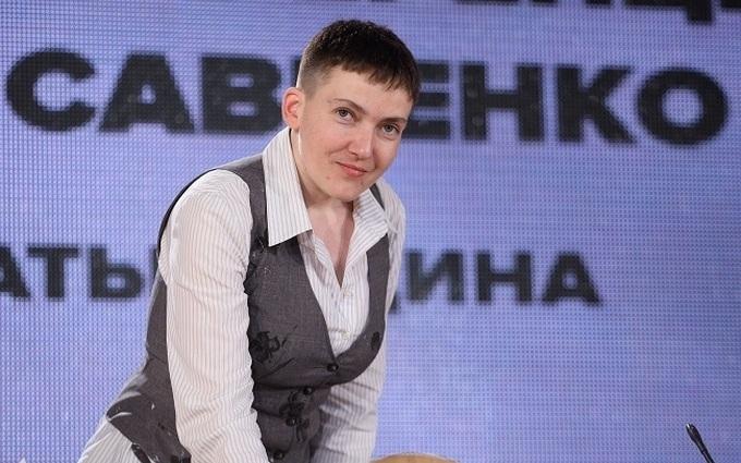 """У Савченко пояснили її скандальні заяви: тепер вона """"як Христос"""""""