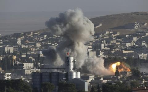 ООН тимчасово призупинила гуманітарну операцію в Сирії через військову активність (1)