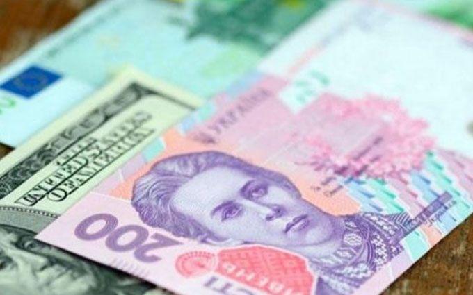 Курсы валют в Украине на четверг, 18 января