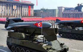 У КНДР провели черговий запуск ракети