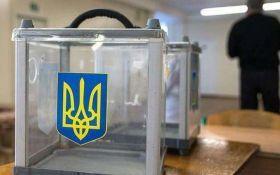 В МВД Украины предлагают запретить голосовать жителям оккупированных территорий