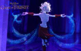 """У мережі перетворили героїв """"Гри престолів"""" в персонажів Disney: опубліковані колоритні фото"""