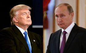 Розмова Трампа з Путіним: стали відомі подробиці