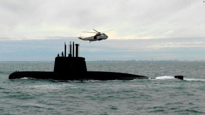 Зникнення підводного човна в Аргентині: виявлено несподівані подробиці