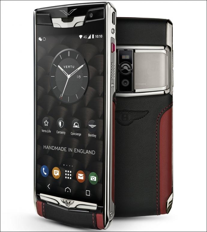 Vertu представила преміум-смартфон за $9000 Signature Touch for Bentley (1)