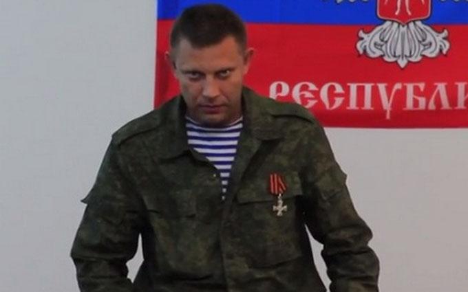 Ватажок ДНР натякнув на плани захоплення АЕС